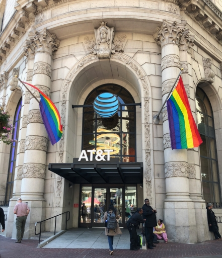 AT&T or GayT&T?