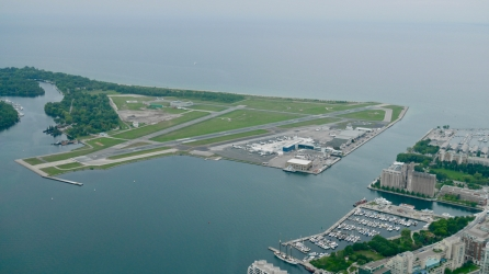 Billy Baxter airport